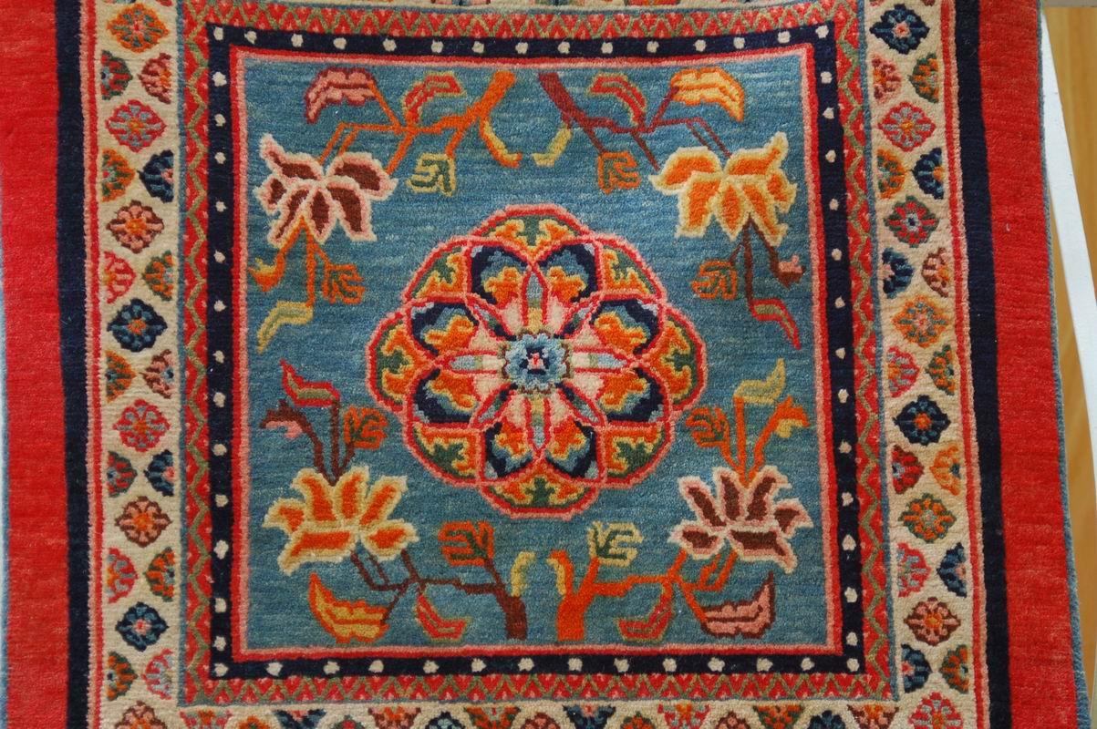 Tibetan Carpets Rugs From Tibet Textiles Tibet Antiques
